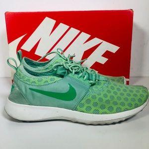 Nike Juvenate Running Shoes Emerald Green